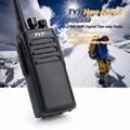 TYT MD-680 DMR UHF 400 ~ 470 Mhz 10 W IP67 Digtial Ham Rádio Em Dois Sentidos Walkie Talkie Transceptor Portátil 2200 mah Da Bateria