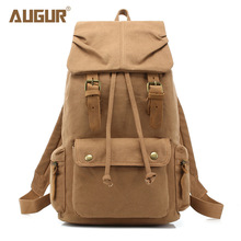 cd66080a1 Buy augur backpack canvas and get free shipping on AliExpress.com