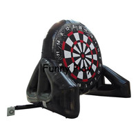 soccer target,inflatable foot dart game,inflatable sport darts soccer darts,outdoor advertising inflatable football dart board