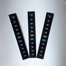 Tank-Temperature-Sticker Fish-Thermometer Adhesive Aquarium High-Quality 3pcs Sticky-Scale