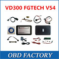 2017 Новый VD300 Fgtech Galletto 4 Мастер v54 Fgtech FG Технология Galletto 4 Мастер FGTech Поддержка BS BDM Функции