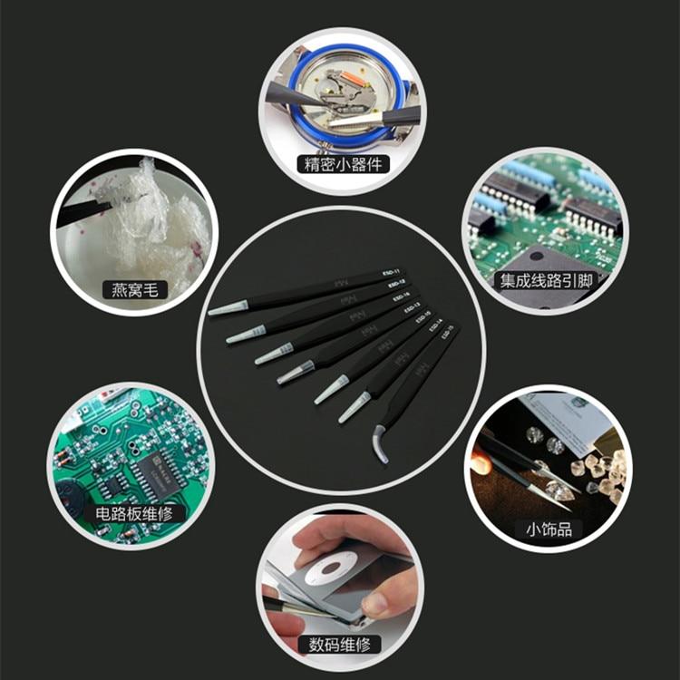 Nemokamas pristatymas 6 vnt / rankiniai įrankiai iš nerūdijančio - Įrankių komplektai - Nuotrauka 2