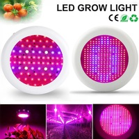130W 216W 300W Full Spectrum UFO LED Grow Light plant phytolamp For Hydroponics Vegs Flowering indoor plants flowers seeds