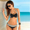 Sexy Womens Bikini Set Bandage Sexy Padded Bra Women Swimsuit Bathing Suit Summer Women Swimwear