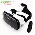 Bobovr z4 mini vr auricular gafas de realidad virtual móvil casco vidrios de la película 3d de cartón para iphone/lg 4.7-6 teléfono + Gamepad