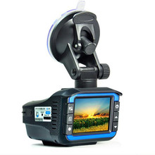 Original VGR Russian version 2.4″ Car dvr 3 in1 Radar detector 150 degreen lens dvr video Camera gps Logger Dash Cam