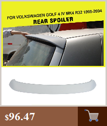 Углеродное волокно автомобиль автомобильная сторона Зеркало заднего вида шапки Чехлы Планки для Volkswagen VW Golf 4 Характеристическая вязкость полимера MK4 1998-2004 добавить на Стиль