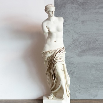 29cm Height Resin Sculpture of Aphrodite, Venus de Milo