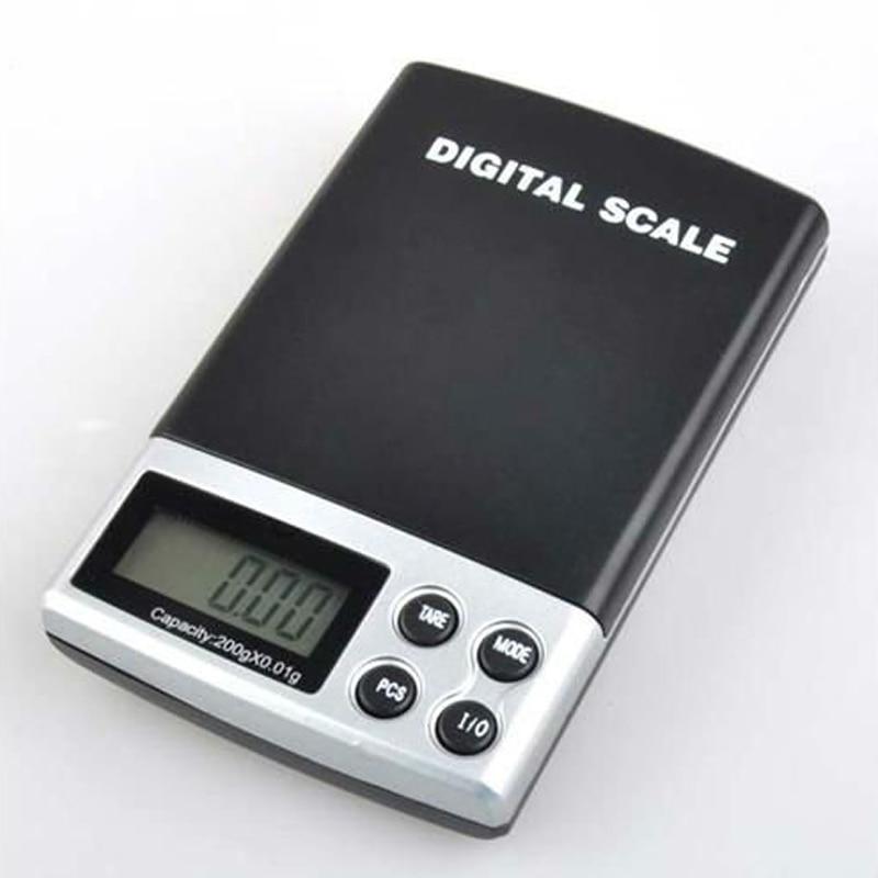 200g x 0.01g Balance /électronique de poche haute pr/écision Tactile et moderne