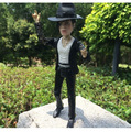 One piece New Arrival high quality action figures Michael Jackson Souvenir  toy best gift for fans