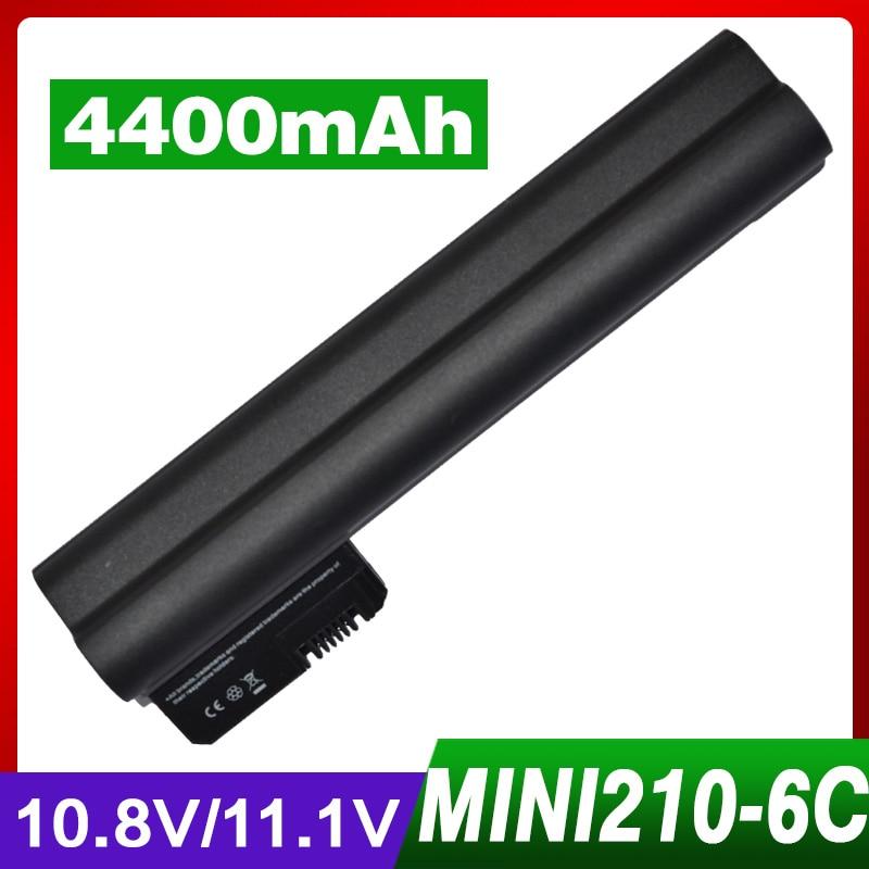 Ноутбук Батарея для hp мини 210-1000 210-1100 2102 для COMPAQ Mini 210 CQ20 AN03 AN03028 AN03033 AN06 AN06057