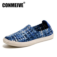Promotion Shoes Men Fashion Superstar Flat Rubber Casual Loafers Zapatillas Hombre Tenis Masculinos Glowing Breathable Slip-on