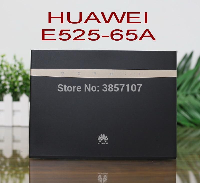 Huawei B525-65a LTE FDD 2600/2100/1900/1800/1700/1400/900/850/800/700/2300 (B28) MHz LTE TDD 2500/2600/MHz routeur CPE