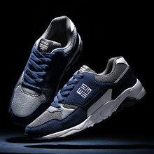 Running Shoes for Men Outdoor Summer Running Sneakers Mesh Breathable Athletic Trekking Training Run Jogging Zapatillas Hombre