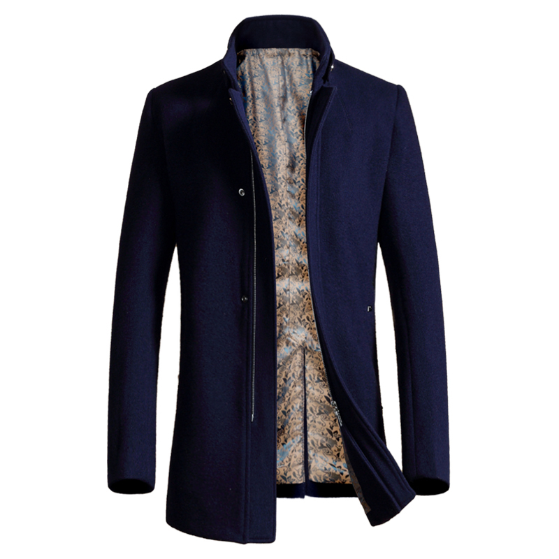 Popular Mens Wool Winter Coats-Buy Cheap Mens Wool Winter Coats