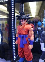 Dragon Ball Z Son Gokou Figure Dragon Ball Son Goku 25CM Resurgent F Super Saiyan Goku Figure DBZ Figuarts 20A