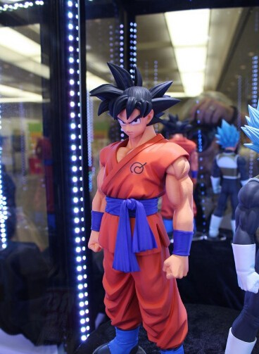 Dragon Ball Z Son Gokou Figure Dragon Ball Son Goku 25CM Resurgent F Super Saiyan Goku Figure DBZ Figuarts 20A genuine bandai exclusive tamashii nation 10th anniversary s h figuarts dragon ball z son gokou goku kaiohken ver action figure