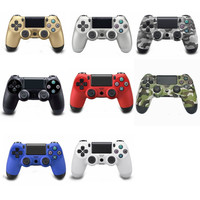 Portable Wireless Bluetooth Gamepad for PS4 PC Games Remote Controller for Sony Playstation 4 Joypad Dualshock4 Joystick Gamepad