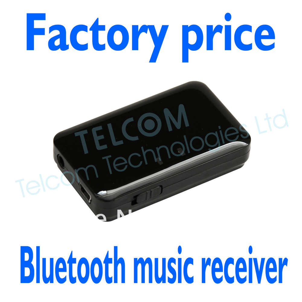 Free shipping, Wireless Bluetooth music Receiver bluetooth audio Adapter  for iPhone Samsung Galaxy S3 ,note 2-in Audio & Video Cables from Computer  & Office ...