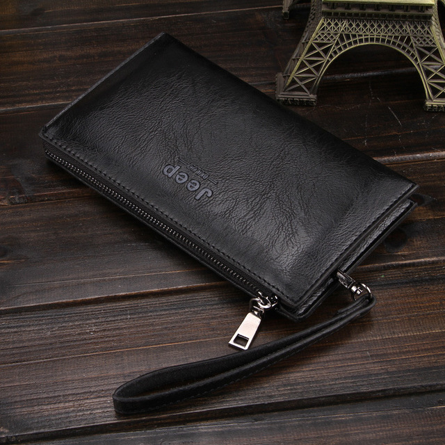 High Quality Leather Men Wallet