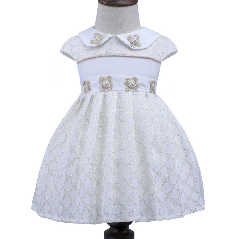 f7ca79e826ab 2019 New Born Baby Girl Summer Tutu Dress Christening Gown Princess ...