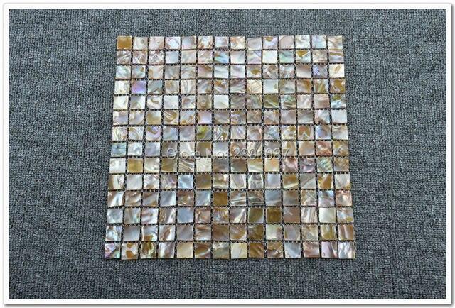 Di alta qualità box foglio mattonelle di mosaico delle