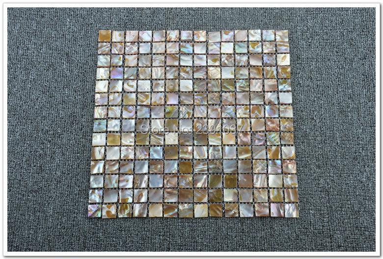 Online kopen wholesale shell tegels badkamer uit china shell ...