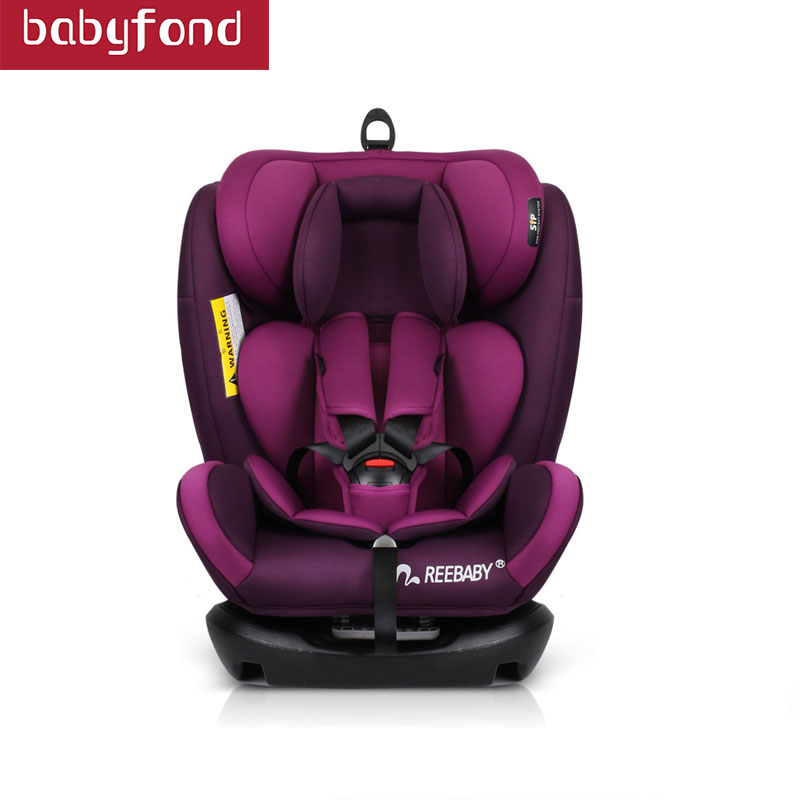 REEBABY Car Child Safety Seat ISOFIX 0 6 Years Old Infant Safety Car Baby Newborn Two Way Installation Safety Seats