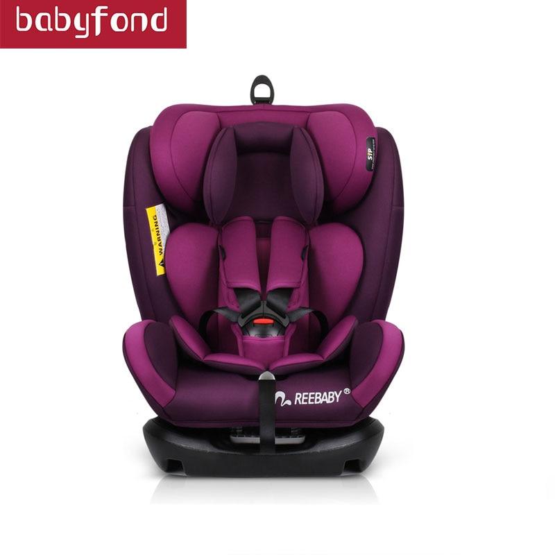 Livraison gratuite de l'ue! Siège de sécurité voiture enfant ISOFIX 0-6 ans sécurité infantile voiture bébé nouveau-né Installation bidirectionnelle sièges de sécurité