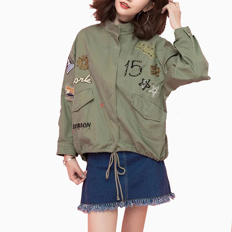 Online Get Cheap Cute Army Jacket -Aliexpress.com | Alibaba Group