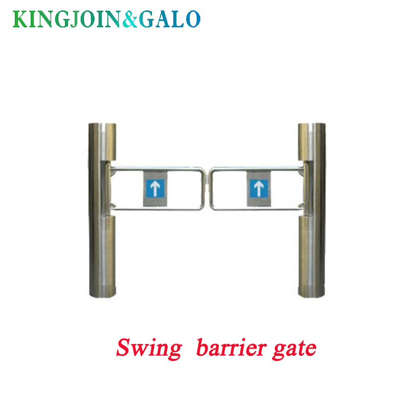 Dual Swing Barrier for access control цена