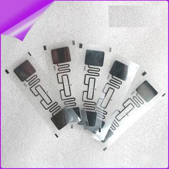 EPC C1 G2 960MHZ UHF suche wkładka 100 sztuk partia 74*22mm Alien 9662 Rfid wkładka może być używany do RFID Tag i RFID etykiety darmowa wysyłka tanie i dobre opinie Rodanliu Alien 9662 dry inlay 6m(Relies on the readers) Up to 512bit Alien Karty 70mm*17mm Pasywne Karty Odczytu zapisu