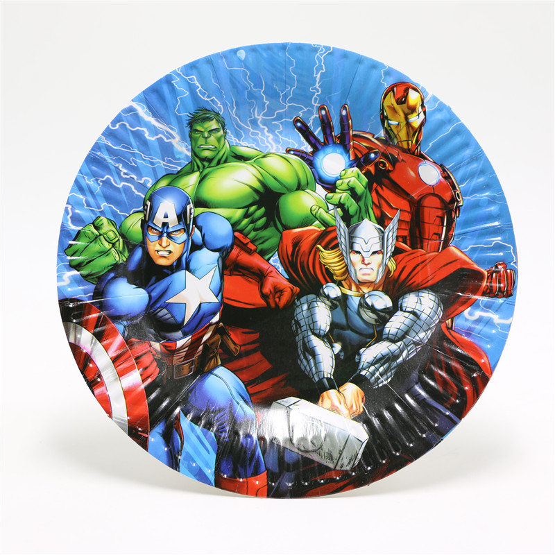 Avengers Birthday Cake Supplies
