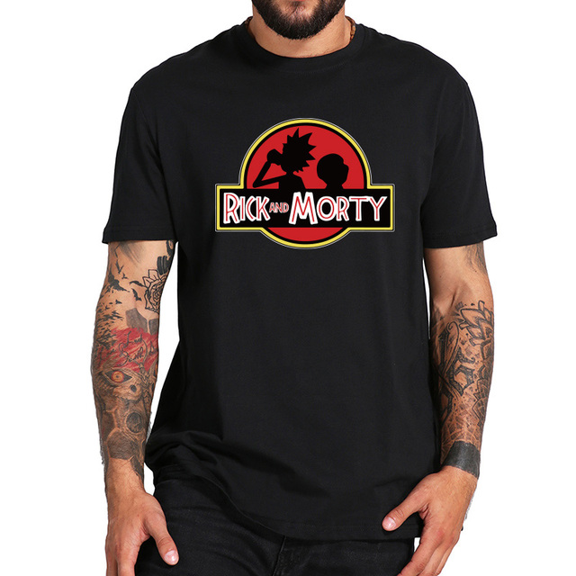 RICK AND MORTY T-SHIRT (4 VARIAN)