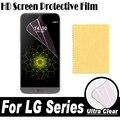 Pantalla hd protector de pantalla transparente película protectora suave para lg g5 g4 g3 g2 mini stylus 2 lite magaña