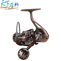 NOEBY Spinning Fishing Reels 12 1BB 5 2 1 4 9 1 Mulinello Peche Carretilhas De