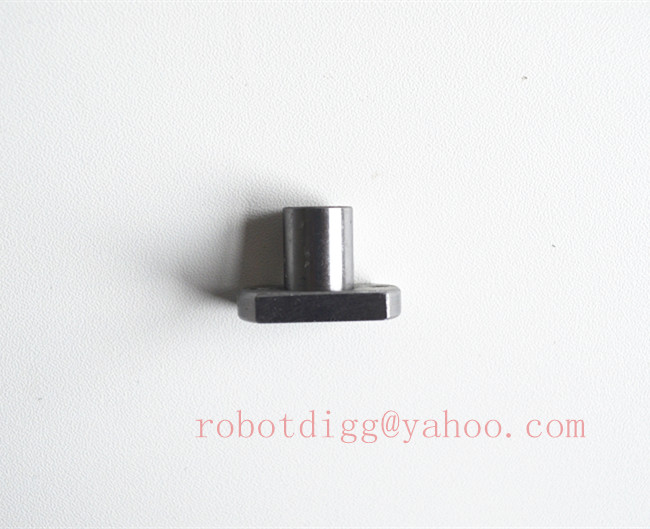 Quality 5pcs lot LMH6UU 6mm Round Flange Linear l Bearing Use for Round  Shaft CNC Parts a1247793556a