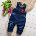 Hot Sale Baby Boy Overall Jumpsuit Toddler Clothing Pants Bodysuit Girls Corduroy Cotton Thick Autumn Outerwear Pants Cartoon