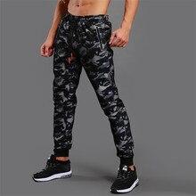 2020ใหม่กางเกงผู้ชายที่มีคุณภาพสูงJoggers Camouflageกางเกงยิมชายฟิตเนสเพาะกายกางเกงกางเกงวิ่งเสื้อผ้าSweatpants