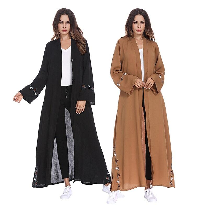 abaya islamic long dress