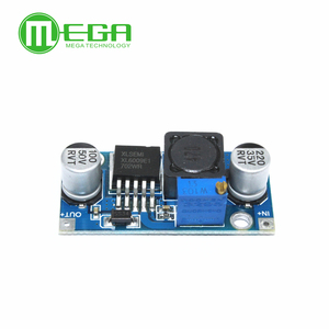 Image 3 - New  100pcs/lot XL6009 DC DC Booster module Power supply module output is adjustable Super LM2577 step up module