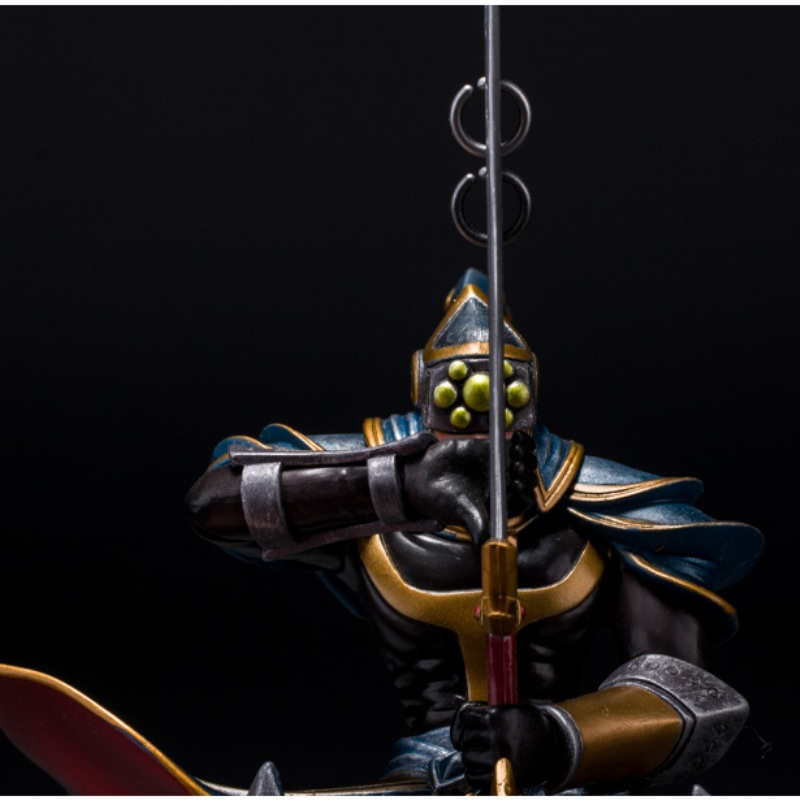 LOL League Game Master Yi the Wuju Bladesman Action Figure Pvc Kids Toy Decoration Japanese Anime
