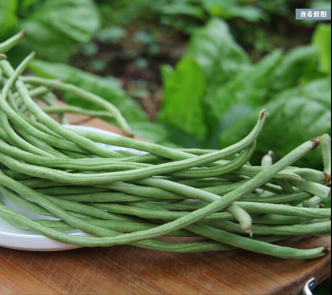Home & Garden 50 Pcs/ Bag Chinese Long Bean Vigna Unguiculata Plant Long-podded Cowpea Tasty Snake Bean Vegetable Garden Long Bean Planta High Quality Materials Garden Supplies