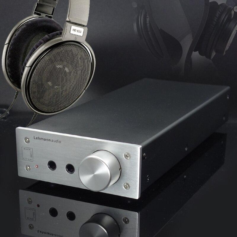 WEILIANG AUDIO Refers To Lehmann Headphone Amplifier