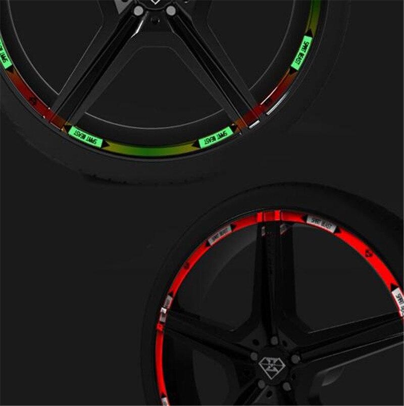 Spirit Beast Motorcycle Wheel Stickers Pegatinas Moto Tank Pad Motorbike Sticker Tires Motorcycle Autocollant Moto Sticker Decal Decals & Stickers