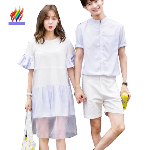 Matching Couple Clothes For Lovers Honeymoon Holiday Valentine S Day