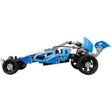 RC Car Toy SDL 2017A-20 2.4GHZ 1:16 USB Charging Building Block DIY Remote Control Toys Crawler Model