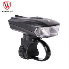 Bicycle Head Light Bike Intelligent Front Lamp USB Rechargeable Handlebar LED Lantern Flashlight Movement Action Sensor