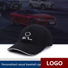 New Fashion High Quality Baseball Cap For LEXUS logo Embroidery Casual Hip Hop Snapback Hat Man F1 Racing Motorcycle Sport Hats все цены
