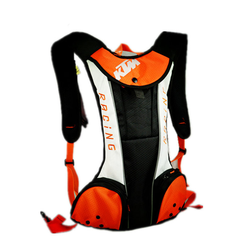 2016 sac à dos d'hydratation sac à eau 2L molle poche sac boisé vélo motocross classique moto voyage sacs à dos sacs à eau